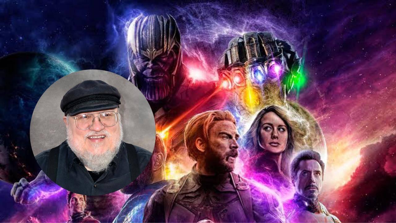 George R.R. Martin habla de Avengers: Endgame