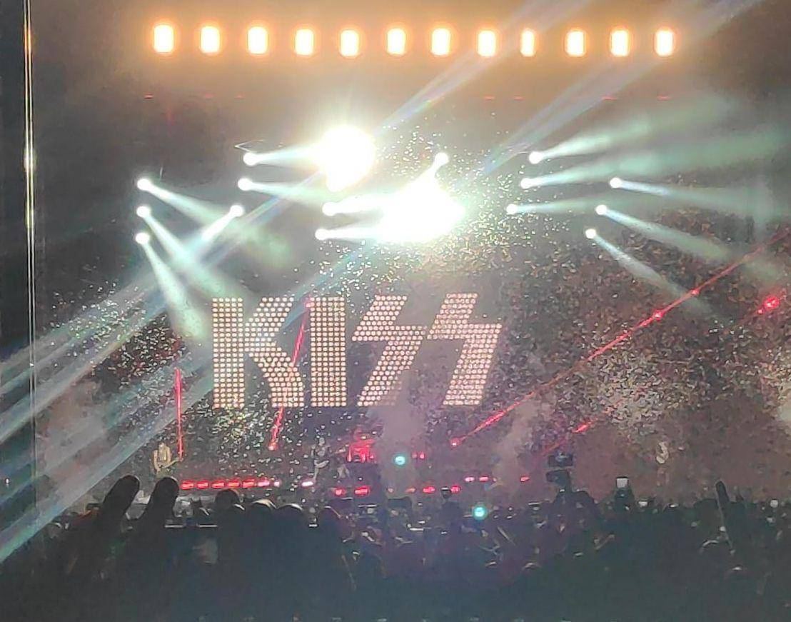 El adiós de the Hottest band in da world... ¡KISS! 2