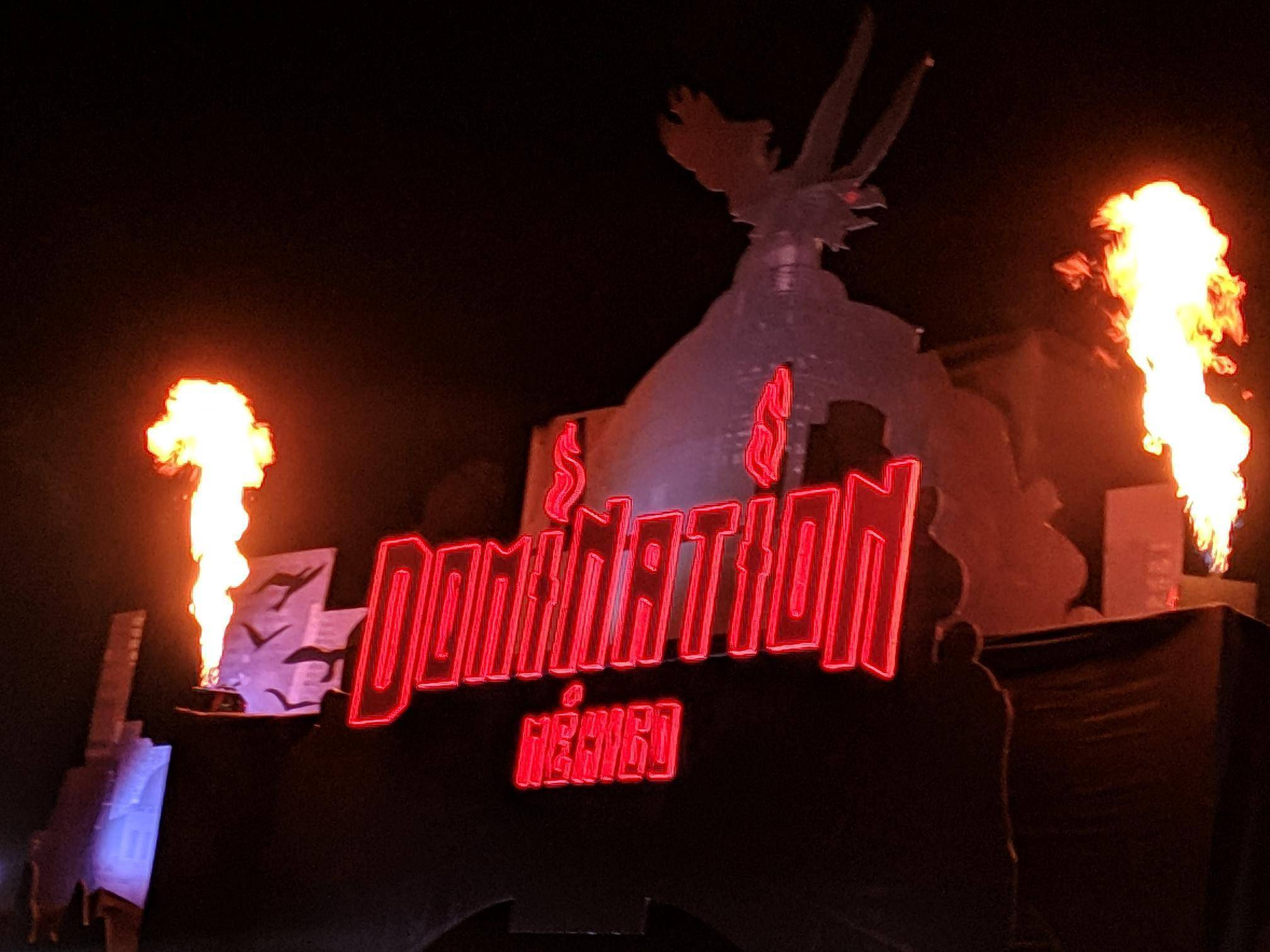 Domination Fest & The hottest band in da´world (3/05/19) 1