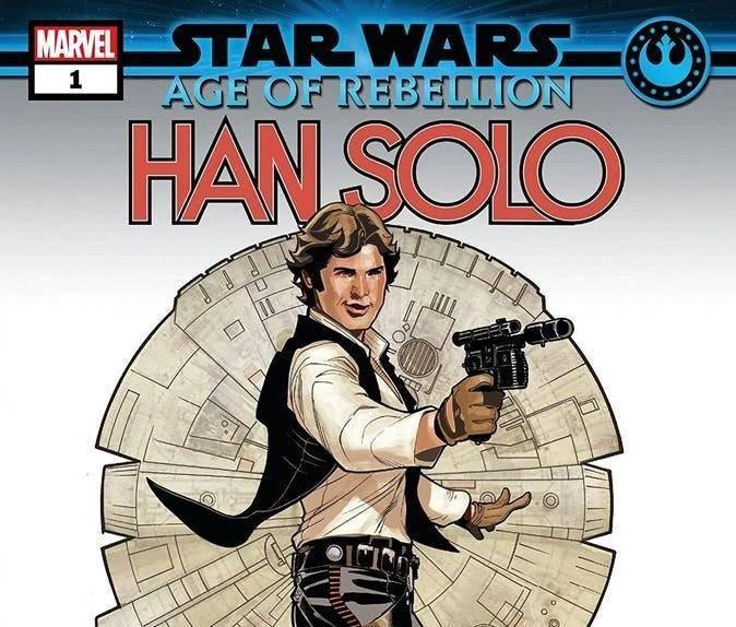 ¿Por qué Han Solo REALMENTE se unió a los rebeldes?
