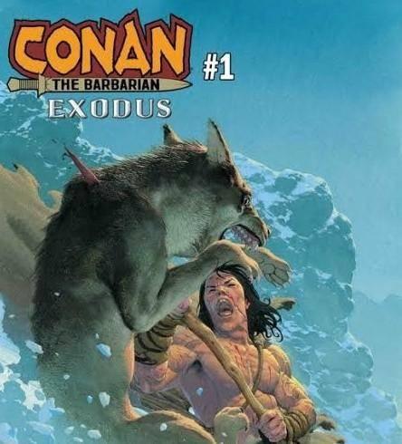 Conan The Barbarian: exodus. La primer aventura del cimeriano