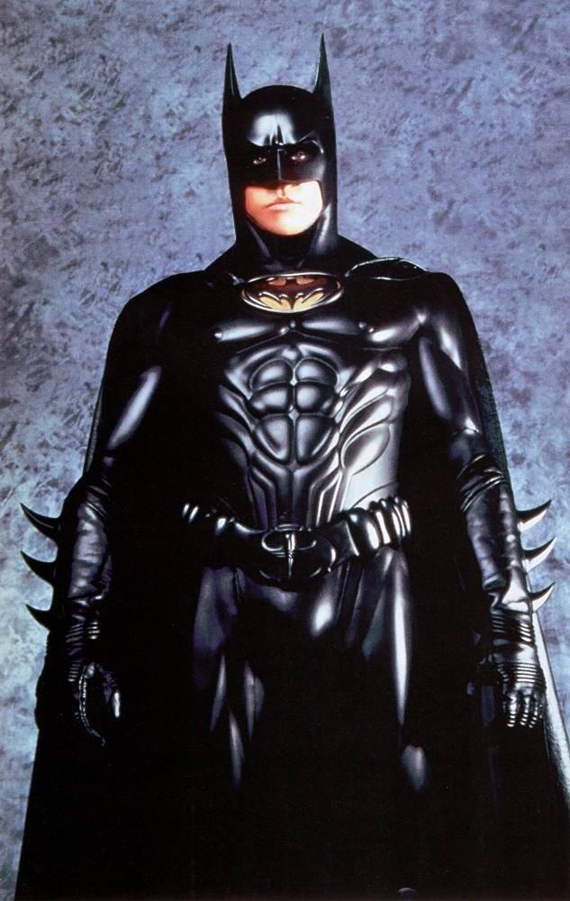 """Val Kilmer """"Batman Forever"""" (1995)"""