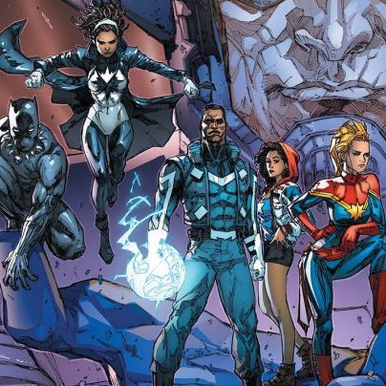 Rumor: Marvel Studios prepara cinta de The Ultimates 1