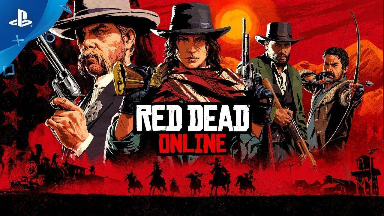 Red Dead Online termina su fase beta con gran actualización