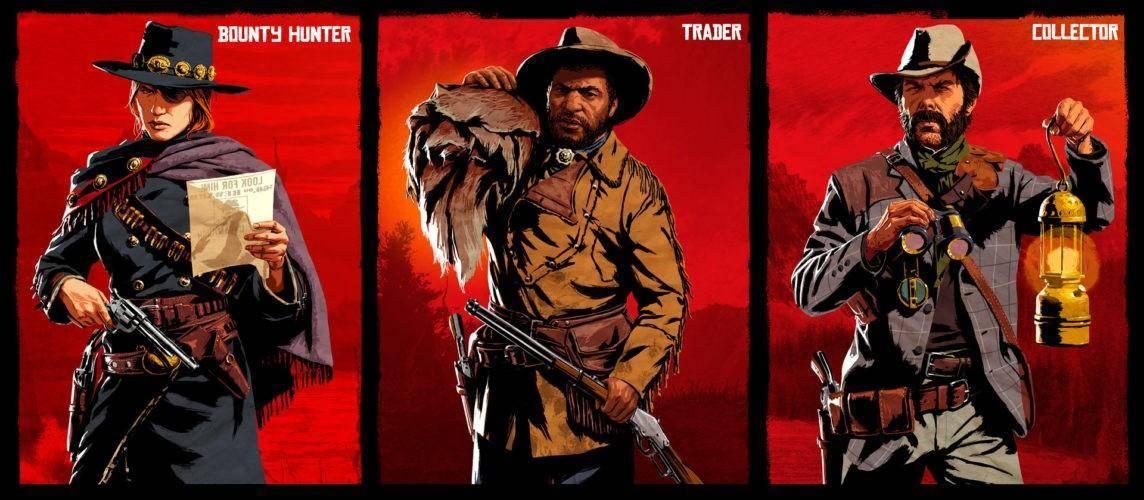Red Dead Online termina su fase beta con gran actualización 1