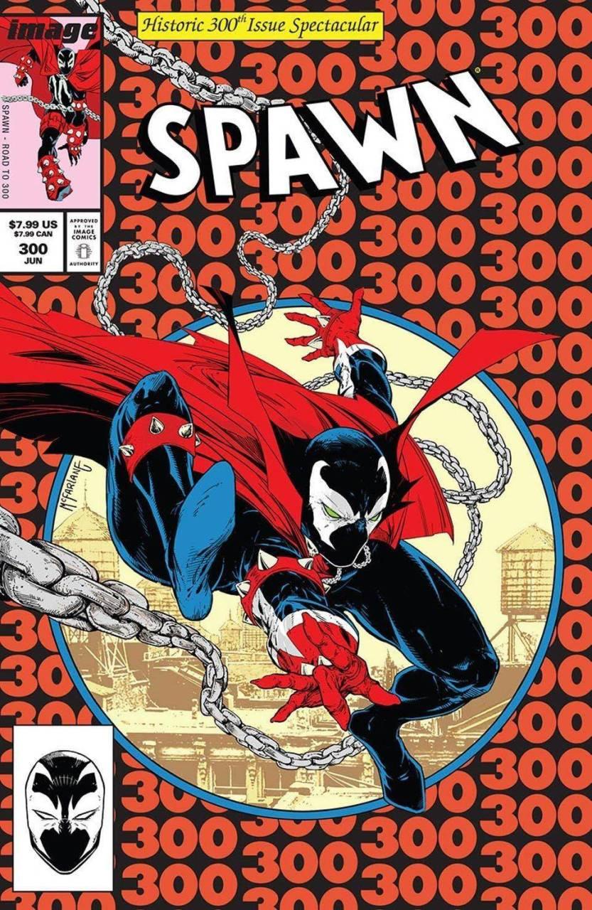 Spawn #300