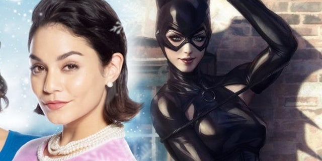 Vanessa Hudgens está de acuerdo con ser la próxima Catwoman 1