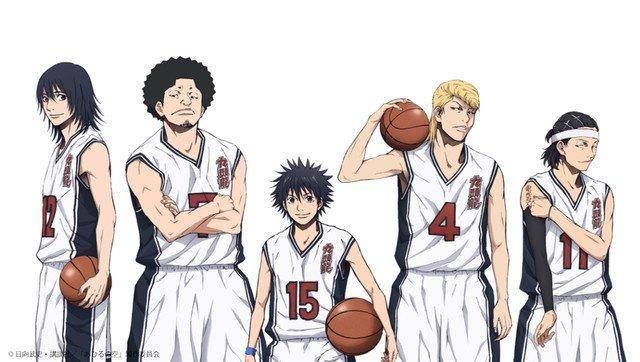 """El Manga de basketball """"Ahiru no Sora"""" tendrá Anime 11"""