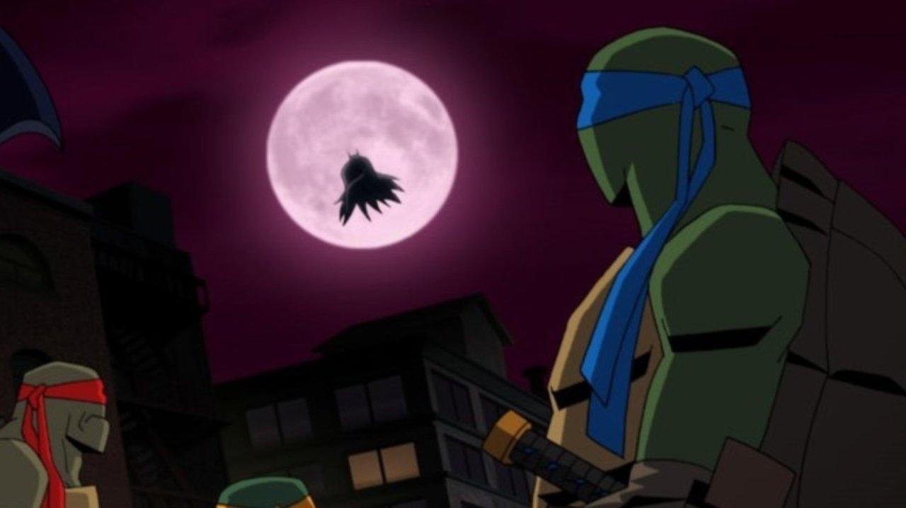 Reseña: Batman Vs TMNT, ¡Santas cowabungas! 1