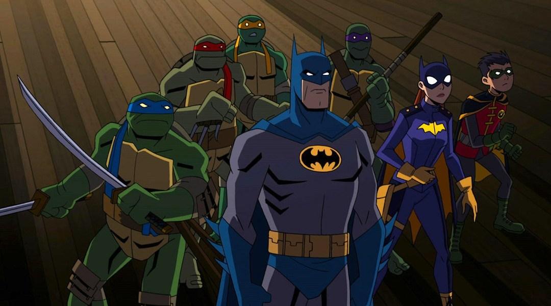 Reseña: Batman Vs TMNT, ¡Santas cowabungas! 4