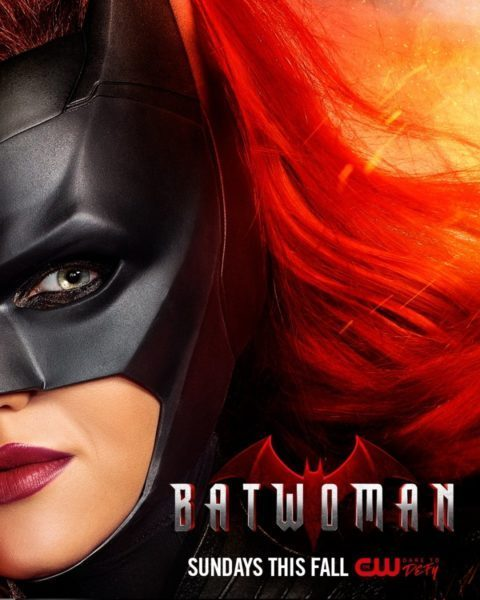 Muy pronto llegará la serie de Batwoman a The CW 1