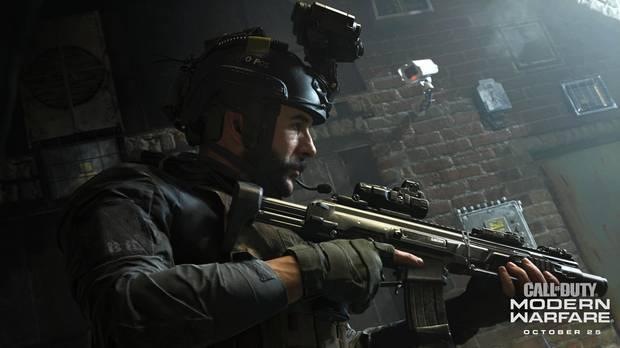 El primer avance de Call of Duty: Modern Warfare ya está aquí 1