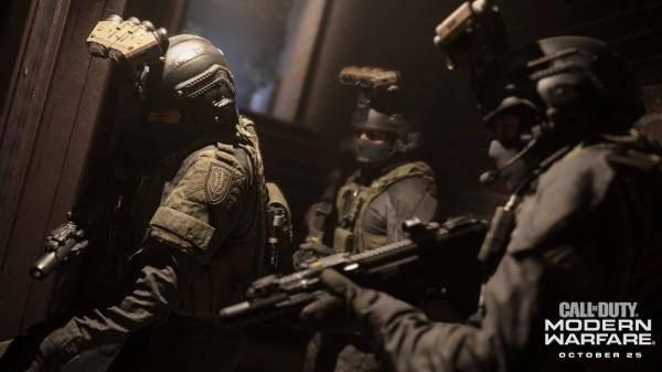 El primer avance de Call of Duty: Modern Warfare ya está aquí 2