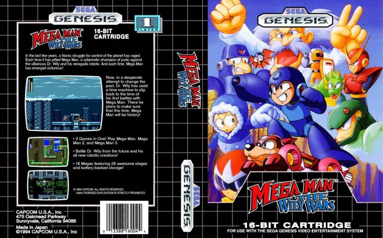 """Sega revela los juegos para la consola """"Sega Genesis Mini"""" 3"""