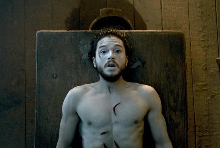 Jon Snow resucitado