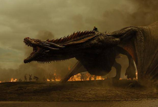 Regresará Drogon?