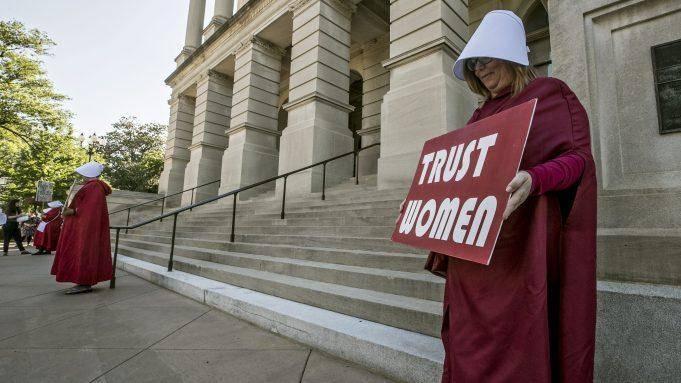 Diversos estudios de Hollywood se pronuncian contra ley anti-aborto de Georgia 3