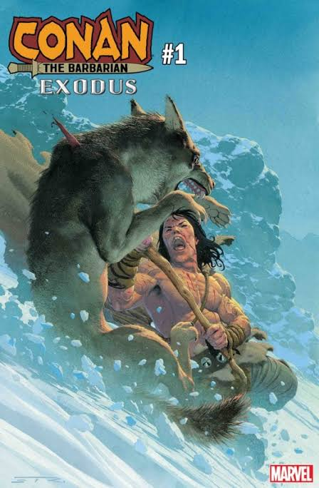 Conan The Barbarian: exodus