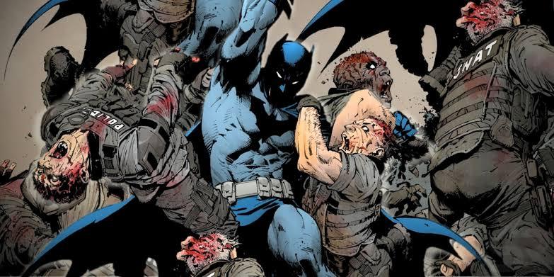 Batman se ve abrumado ante la voracidad de sus protegidos