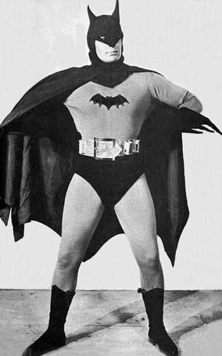 """Lewis Wilson """"Batman"""" (1943 serial)"""