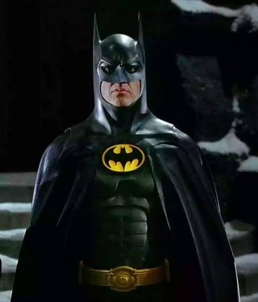 "Michael Keaton ""Batman"" (1989), and ""Batman Returns"" (1992)"