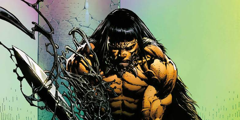 Conan The Barbarian: Savage Avengers
