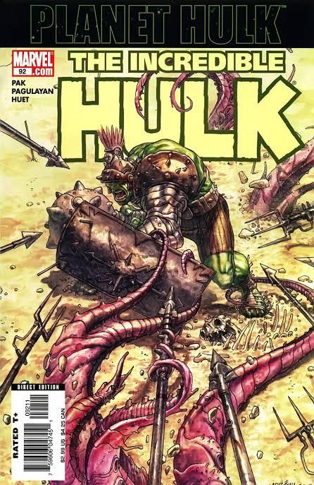Planet Hulk (Marvel Comics, 2006)