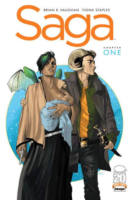 Saga (Image Cómics, 2012)
