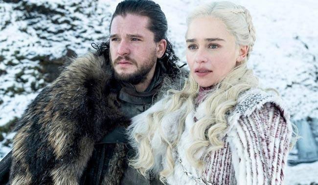 A Kit Harington y Emilia Clarke no les gustó la temporada 8 de Game of Thrones 1