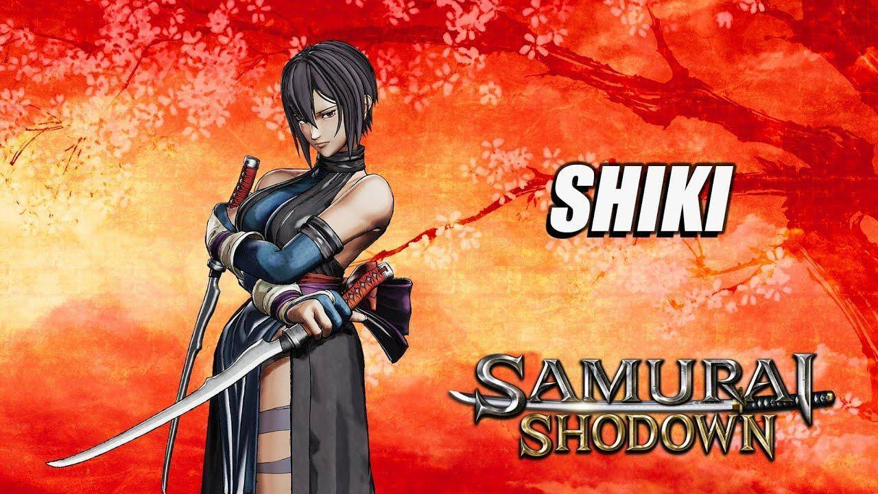 Avance de Samurai Shodown muestra a Shiki