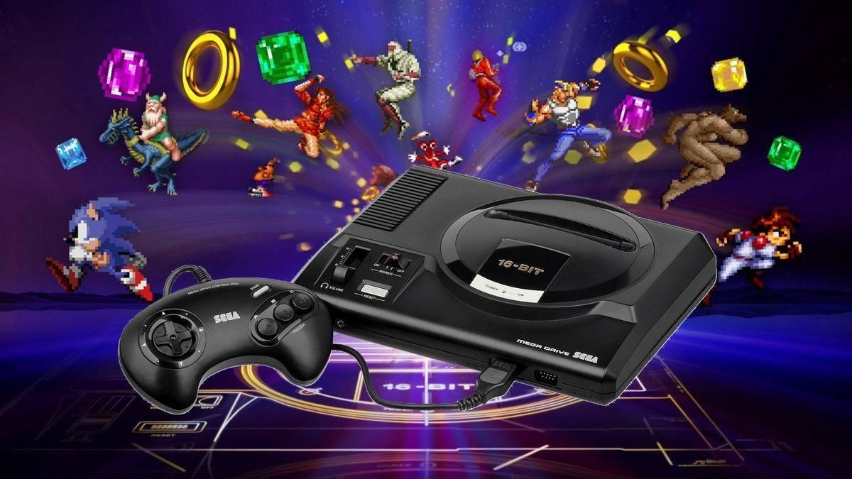 """Sega revela los juegos para la consola """"Sega Genesis Mini"""" 8"""