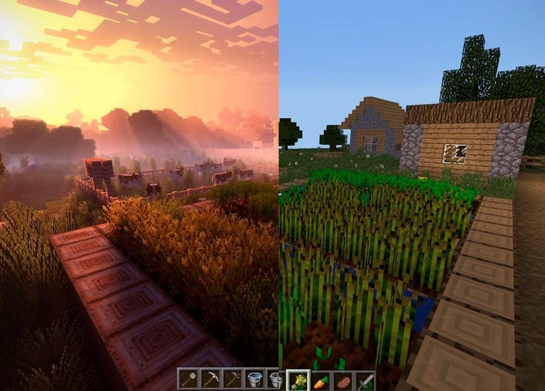 Mojang ha cancelado el Super Duper Graphics Pack de Minecraft