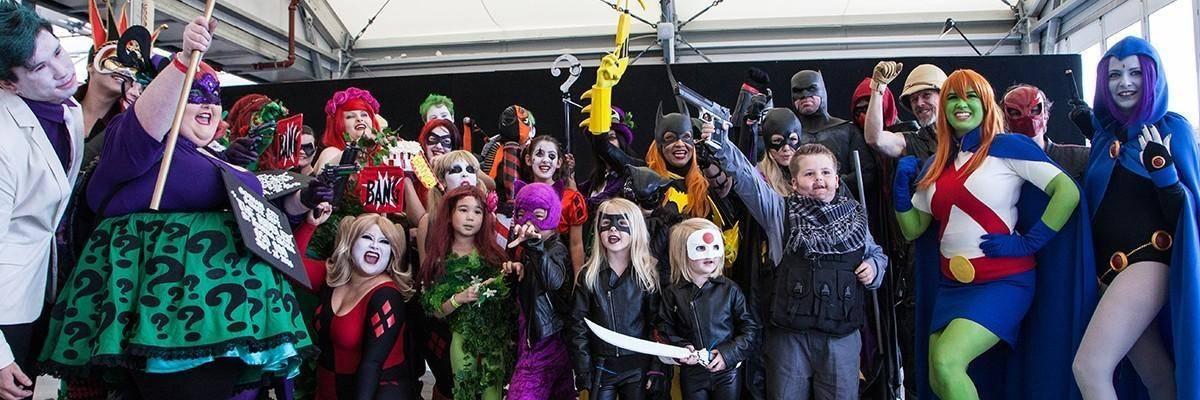 Cosplay San Diego Comic Con