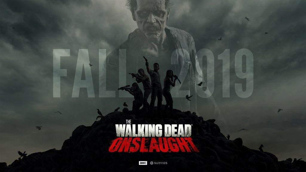 Se anuncia juego VR de The Walking Dead