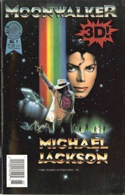 Los cinco grandes momentos de Michael Jackson en los cómics 4