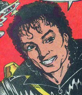 Los cinco grandes momentos de Michael Jackson en los cómics 1