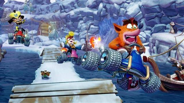Reseña: Crash Team Racing Nitro Fueled 2