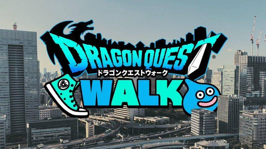 Se anuncia Dragon Quest Walk para teléfonos móviles