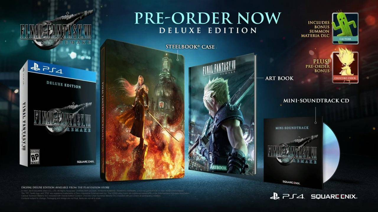 E3 2019: Resumen de la conferencia de Square Enix 2