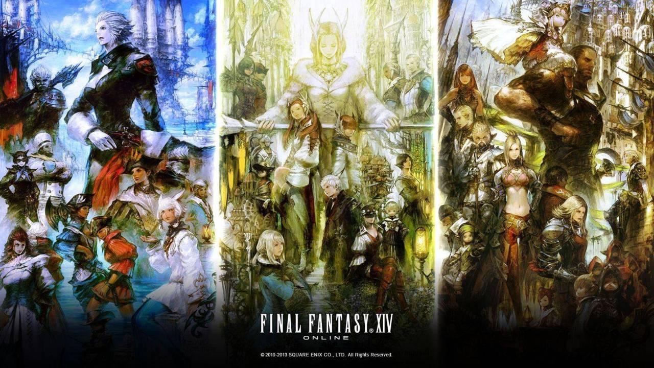 Sony anuncia serie Live-Action de Final Fantasy XIV 1