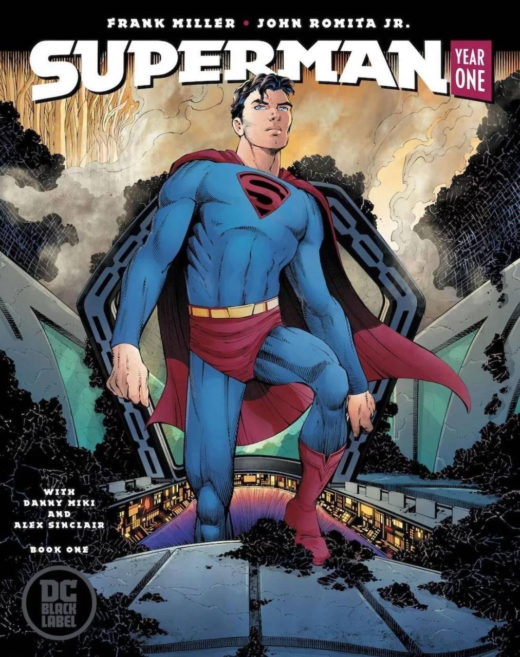 Superman Año Uno (2019)