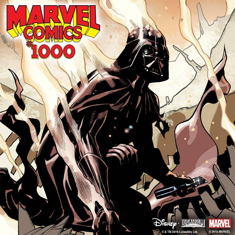 Marvel Comics # 1000