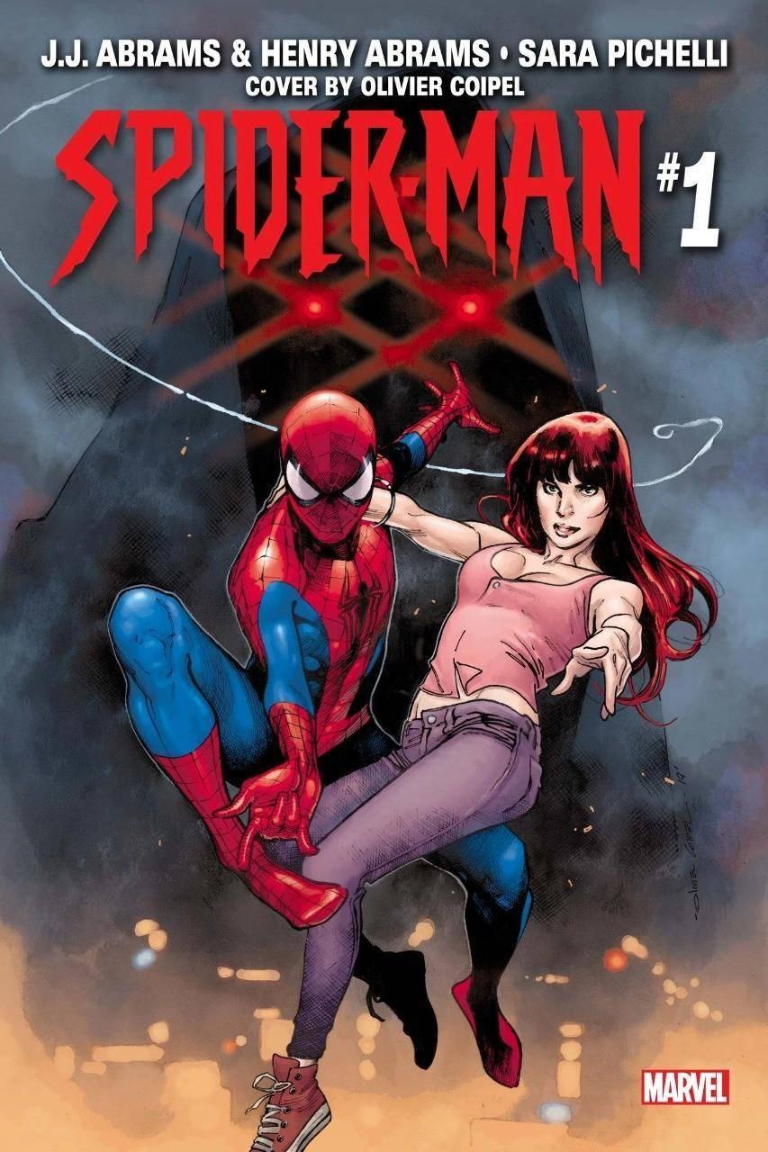 El proyecto secreto de Spider-Man involucra a J.J. Abrams 2