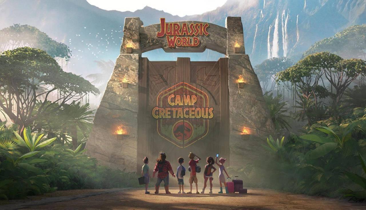 Jurassic World tendrá una serie animada en Neflix 1