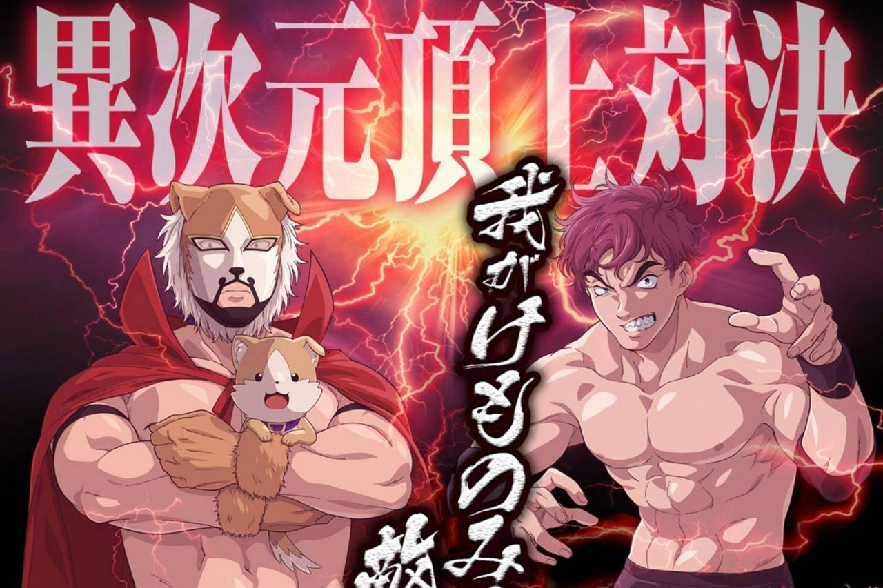 Kemonomichi obtiene Anime