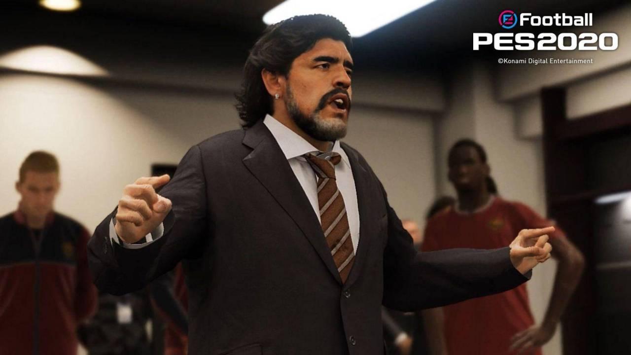#E32019 Nuestra impresión de Pro Evolution Soccer 2020 5