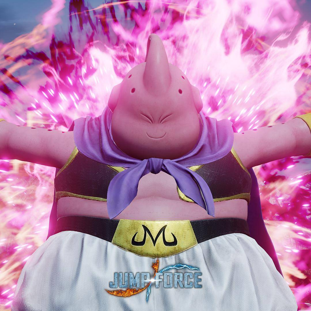 Primeras imágenes de Majin Buu en Jump Force 2