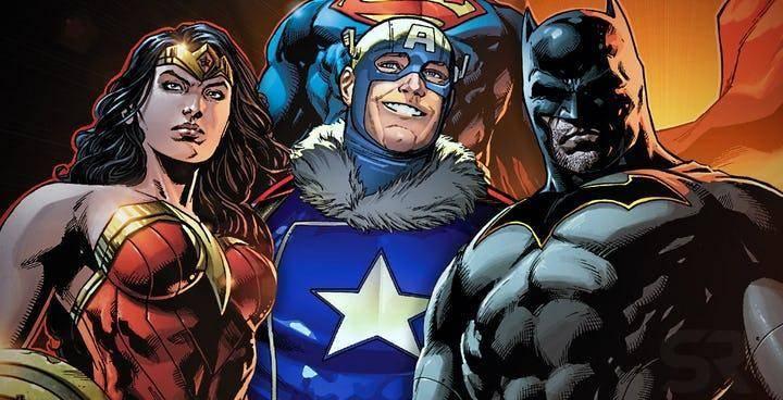 Avengers #21 mostrará a la JLA