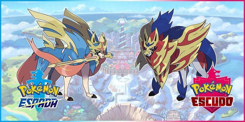 ¡Nuevos detalles de Pokémon Sword & Shield! 11