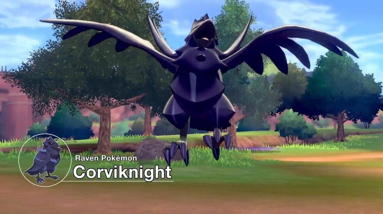 ¡Nuevos detalles de Pokémon Sword & Shield! 5